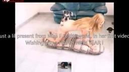 Dog porn классный личный порнозоо секс с песиком